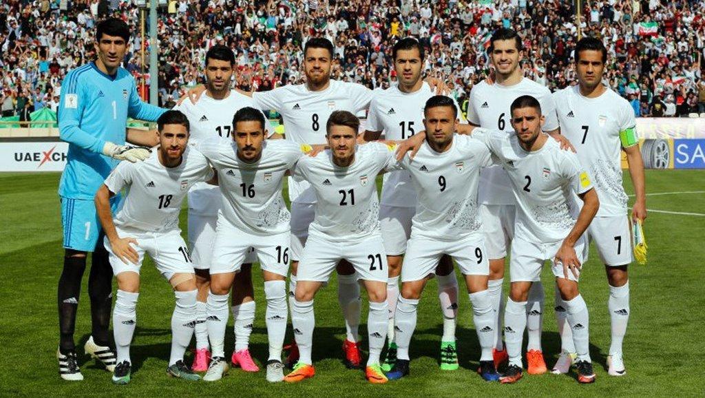 Belajar Defensif Dari Timnas Iran, Modal Besar Tim Asia di Pentas Dunia