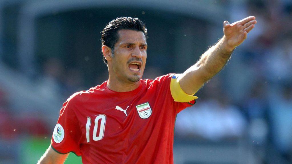 Menilik 3 Prestasi Terbaik Striker dan Kapten Tim Nasional Iran Ali Daei